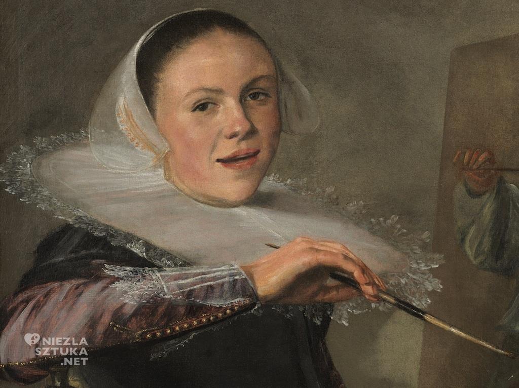 Judith Leyster Autoportret