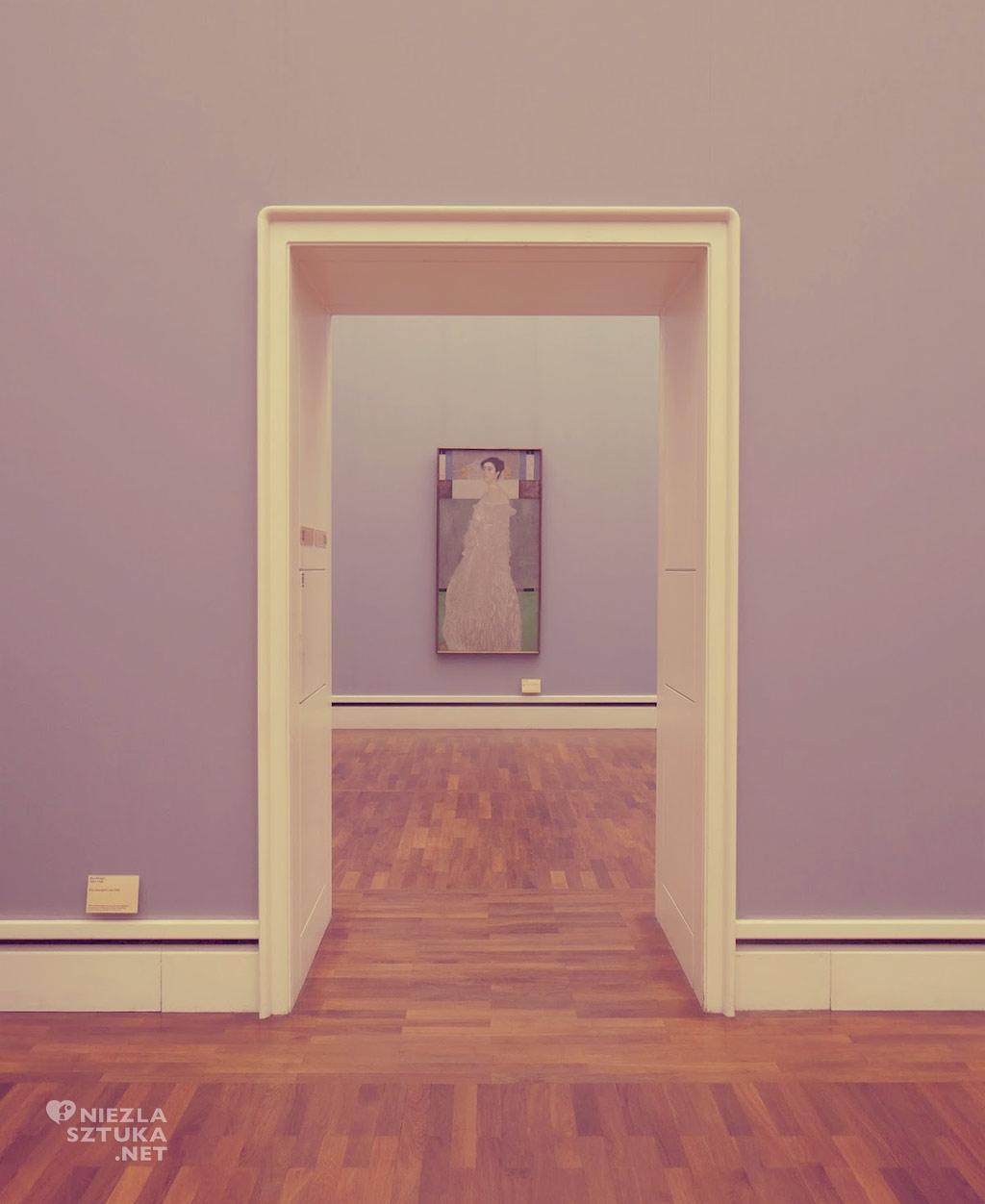 Gustav Klimt, muzeum, Monachium, Niezła Sztuka