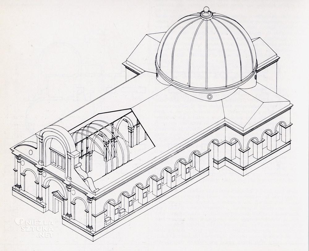 Tempio Malatestiano Alberti Rimini