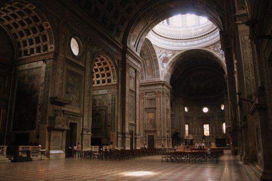 Bazylika San Andrea, Mantua