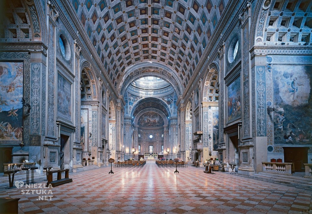 San Andrea Mantua Alberti
