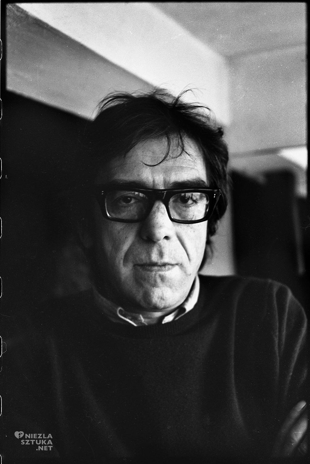 Waldemar Świerzy, 1977, foto: mr makowski, pracownia52.pl