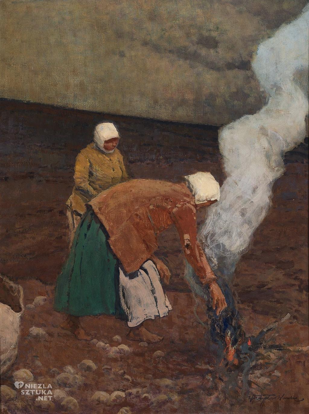 władysław wankie kopanie kartofli