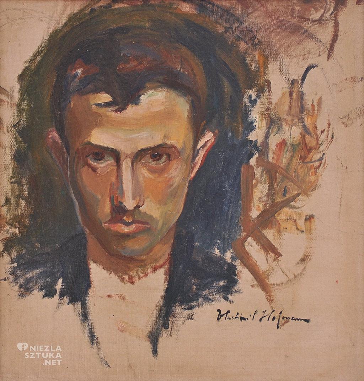 Wlastimil Hofman Autoportret, fot. dzięki uprzejmości Muzeum Dom Hauptmannów