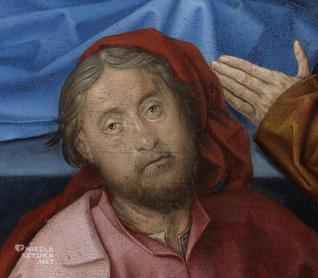 Hugo van der Goes Zaśnięcie Marii