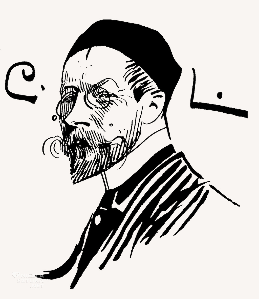 Carl Larsson <em>Autoportret</em> | 1891, fot. wikipedia.org