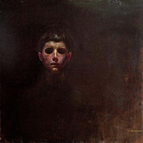 Gustaw Gwozdecki, Głowa chłopca, Autoportret, Apokalipsa