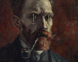 Van Gogh, kampania reklamowa, noc muzeów, Niezła Sztuka