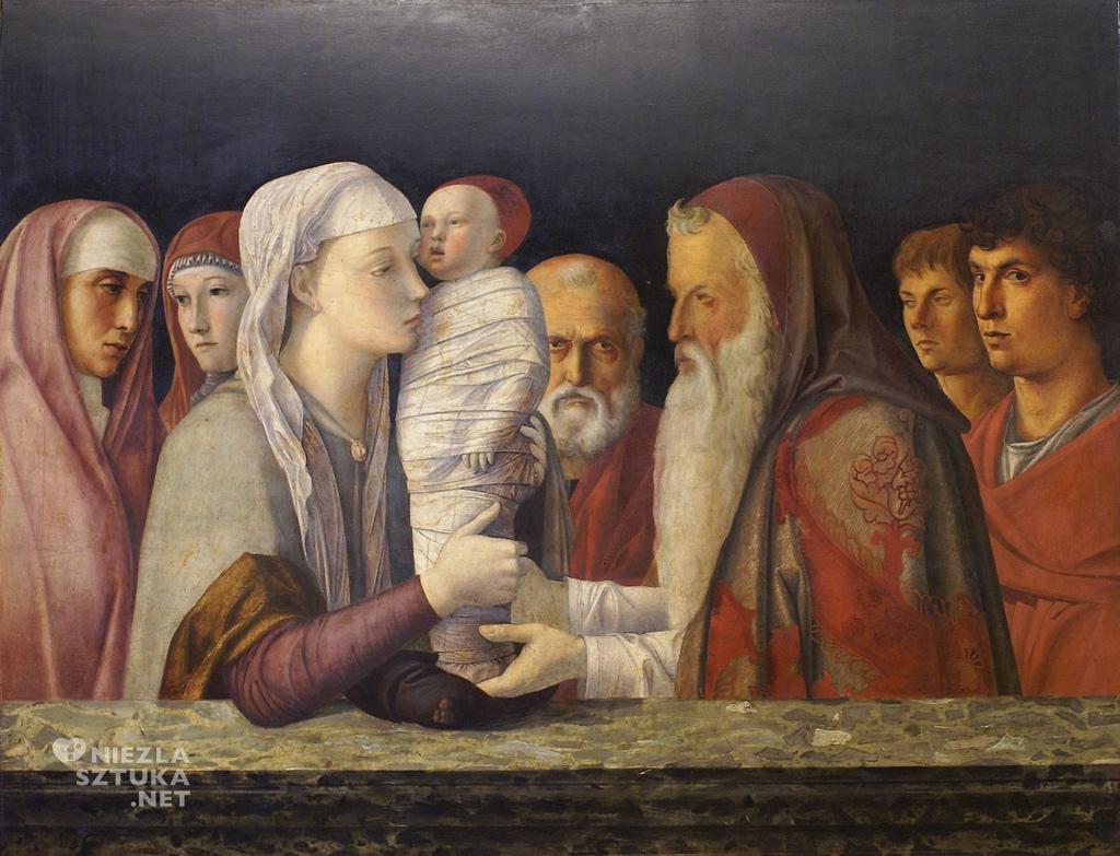 Giovanni Bellini Prezentacja w świątyni