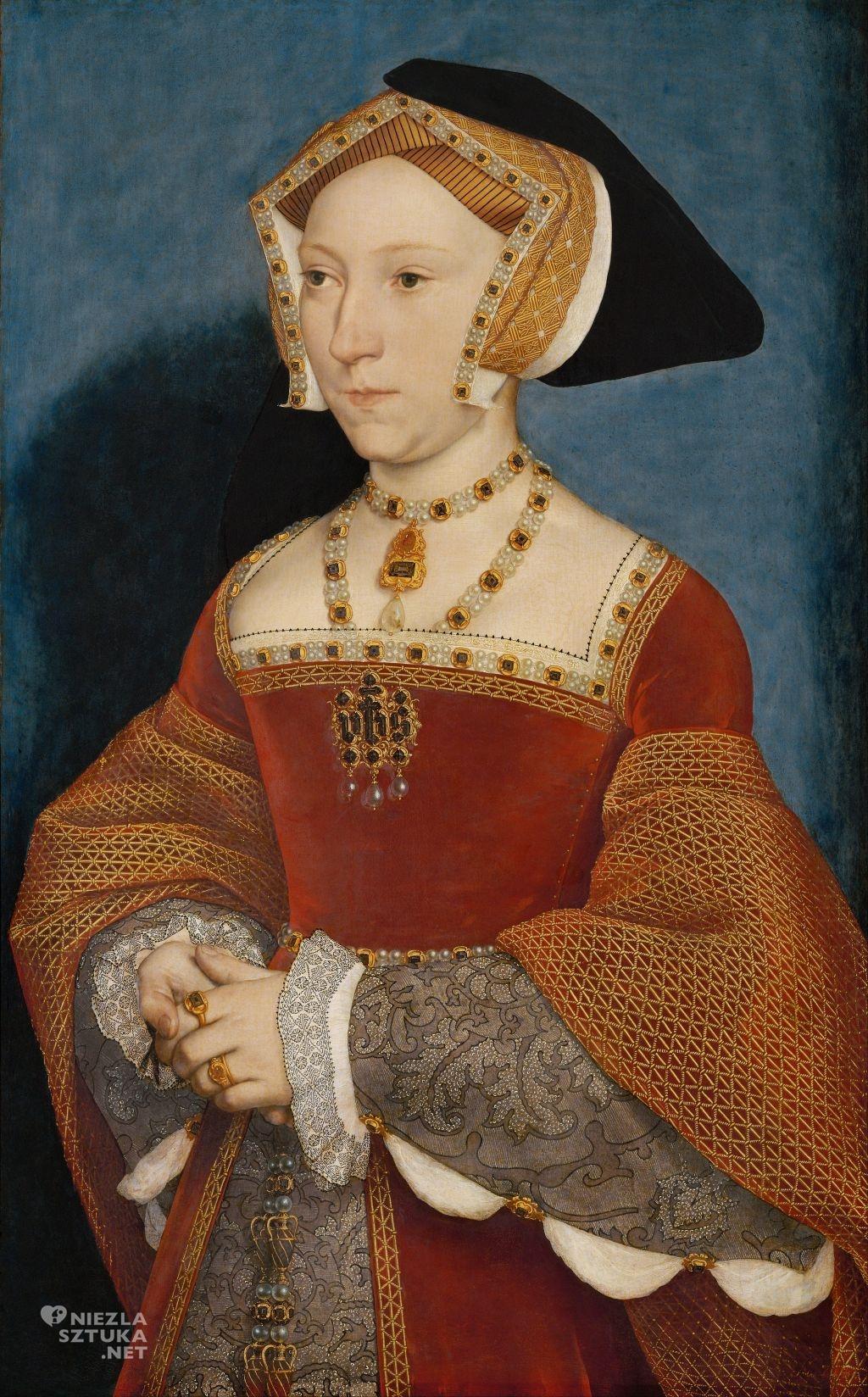 Hans Holbein Młodszy Jane Seymour