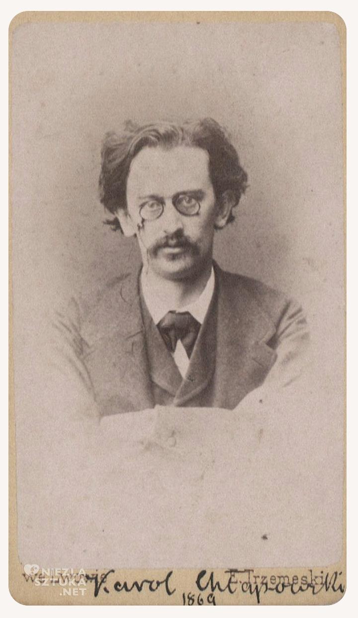 Karol Chłapowski, mąż Heleny Modrzejewskiej, 1869