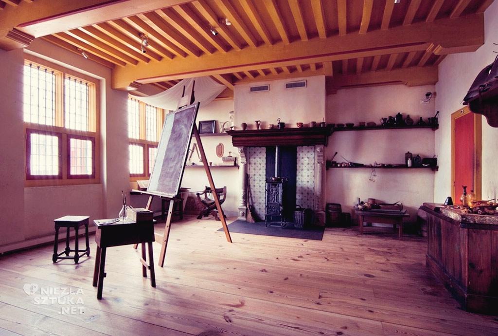 Rembrandthuis - Dom Rembrandta pracownia Rembrandta