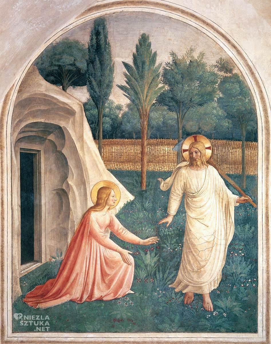 Fra Angelico, Noli me tangere