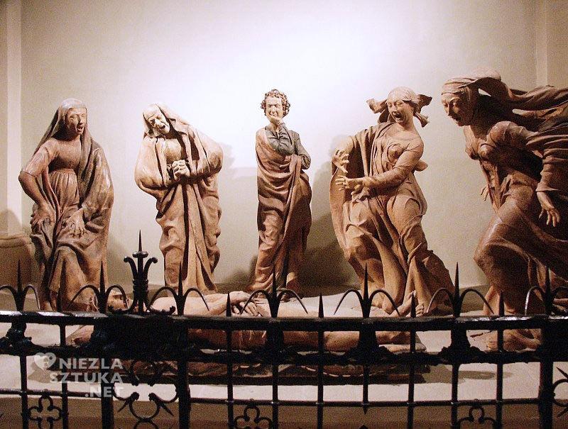 Niccolò dell Arca opłakiwanie
