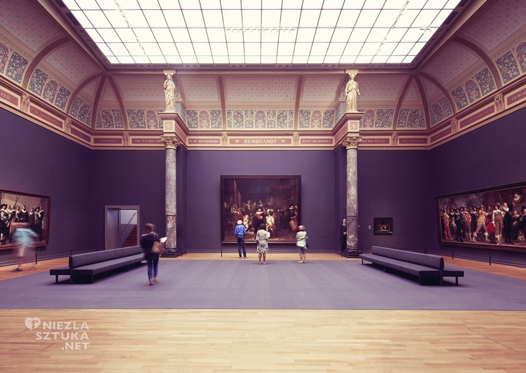 straż nocna rijksmuseum