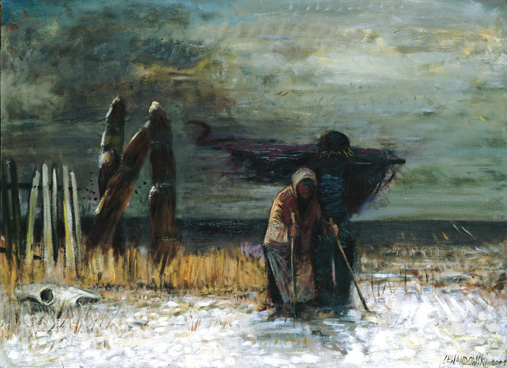 Janusz Lewandowski malarstwo