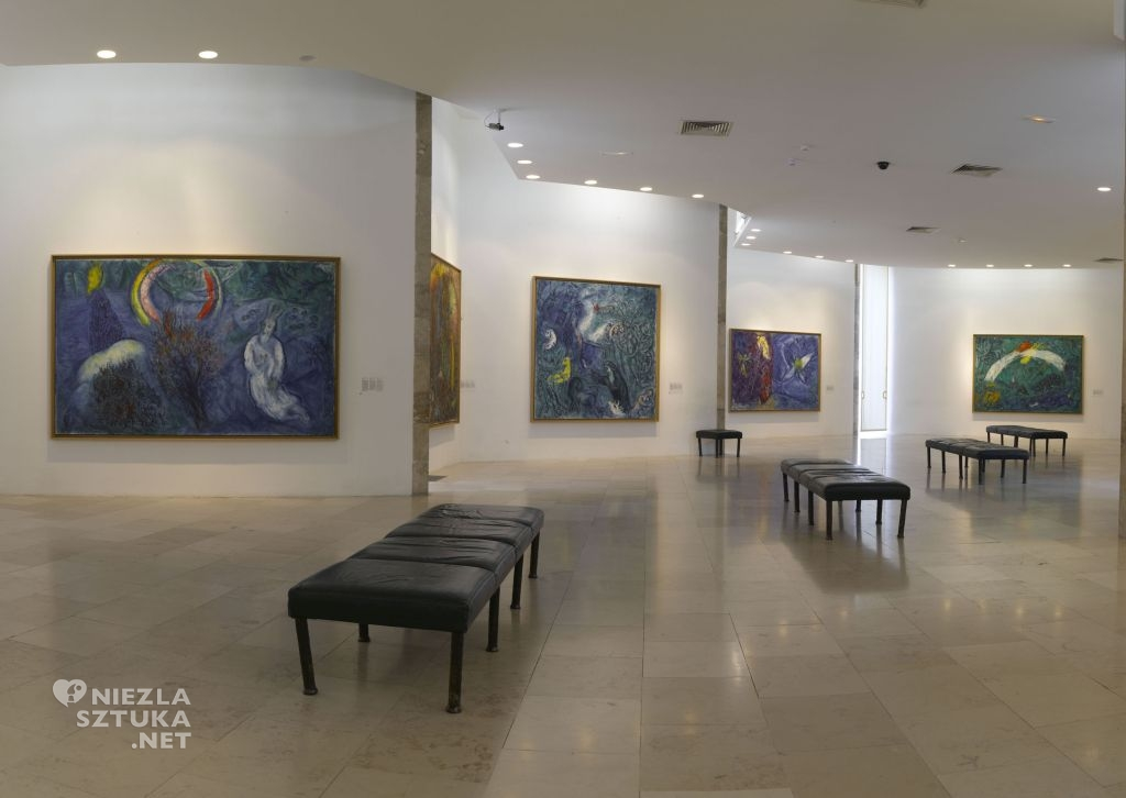 Narodowe Muzeum Marca Chagalla Nicea