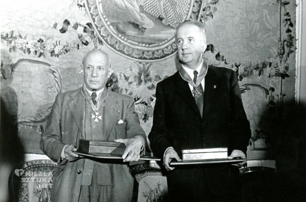 Pablo Picasso, Paul Eluard, Niezła Sztuka