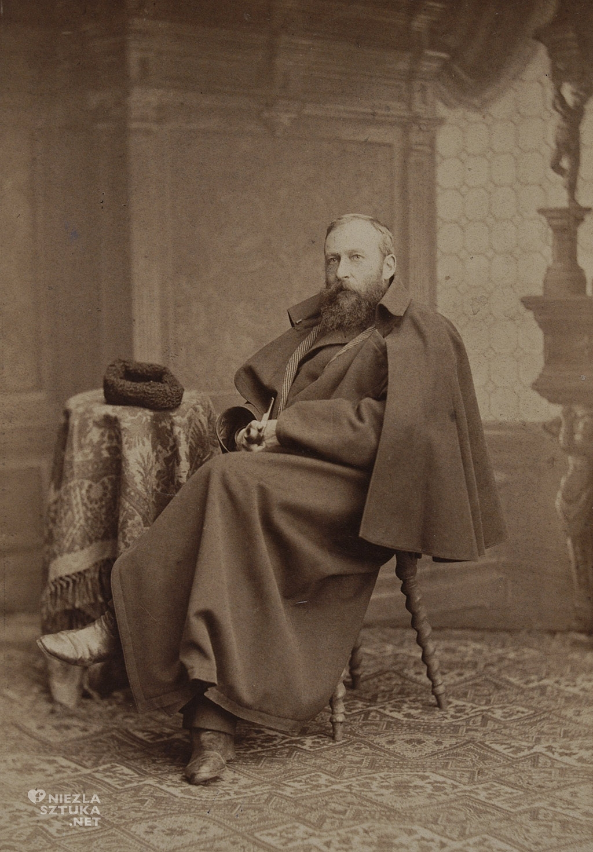 Józef Chełmoński, 1887, fot. polona.pl
