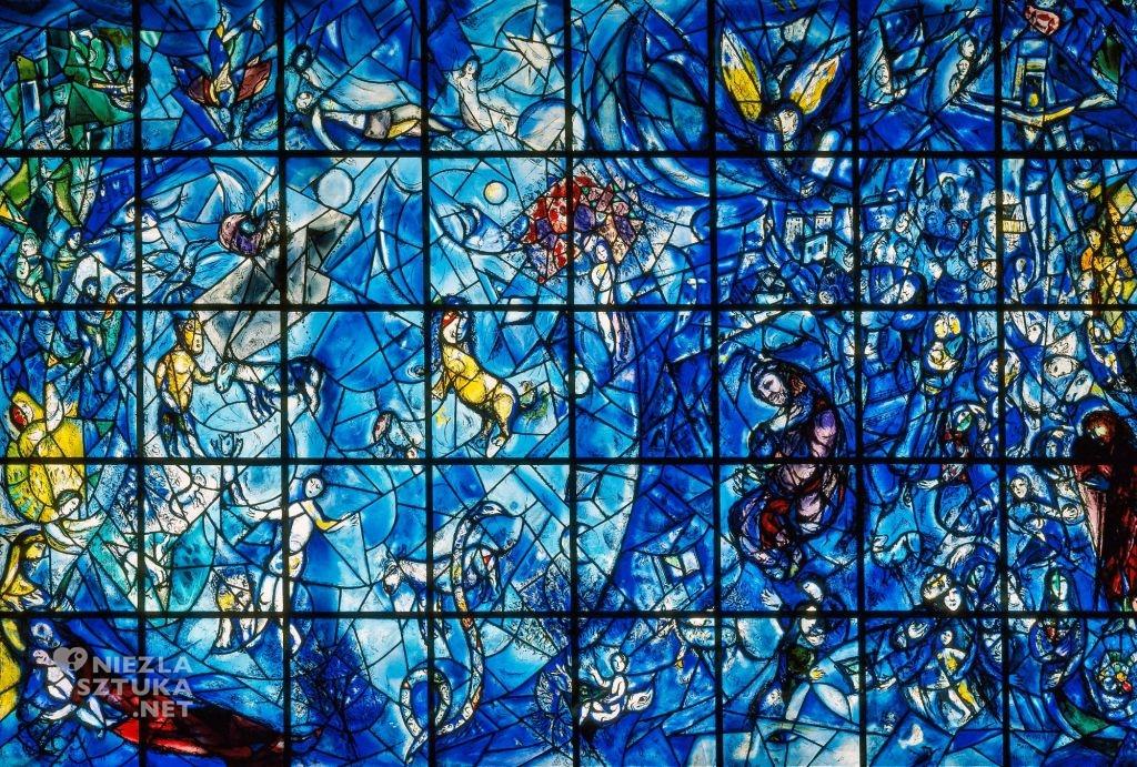 Marc Chagall witraż