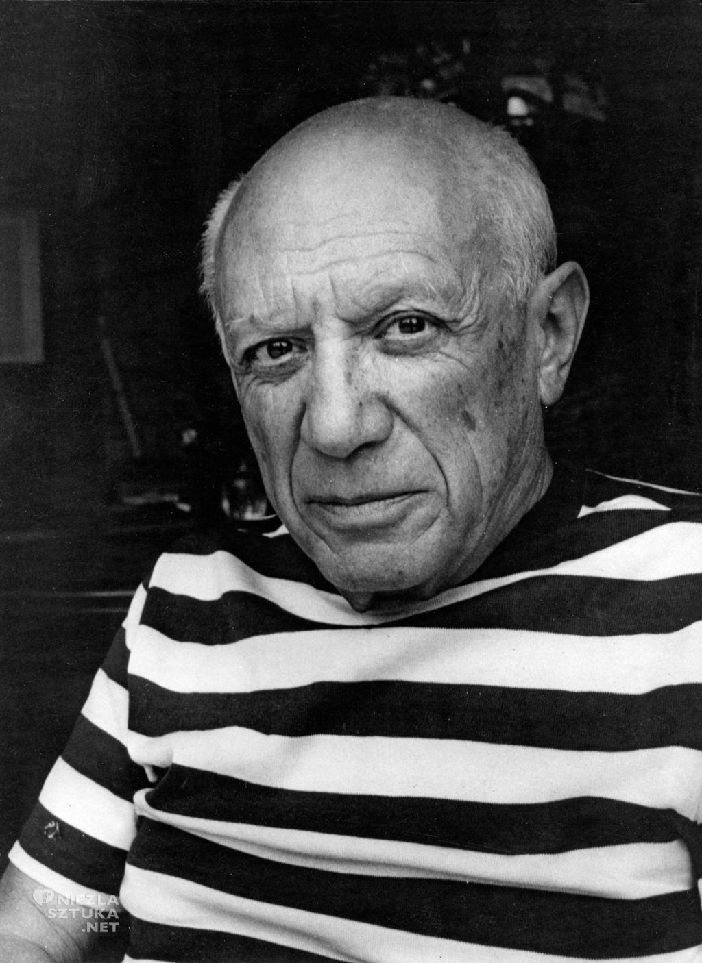 Pablo Picasso, fotografia, Niezła Sztuka