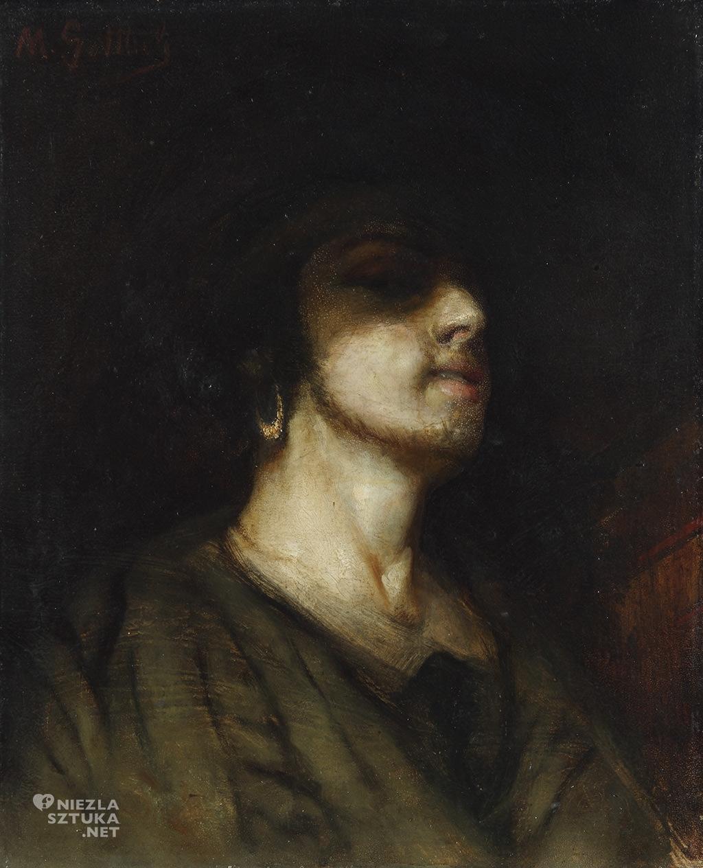 Maurycy Gottlieb, Autoportret