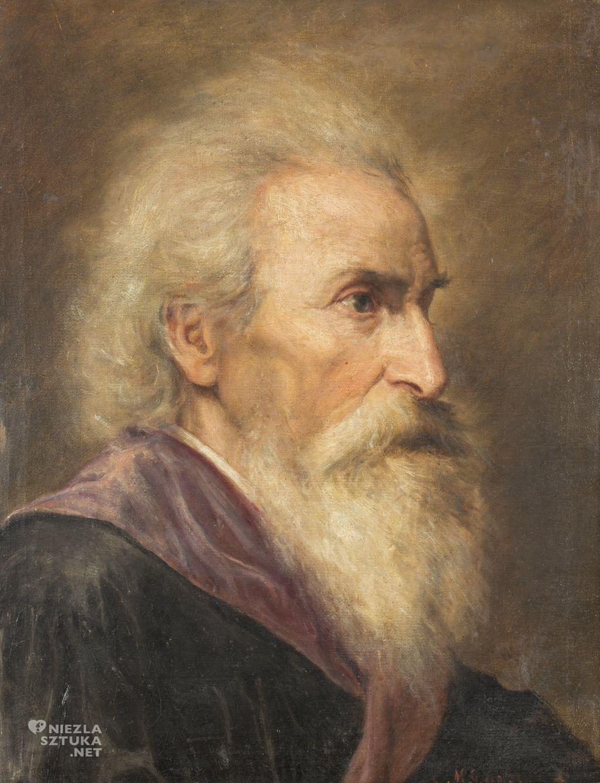Maurycy Gottlieb, Głowa starca