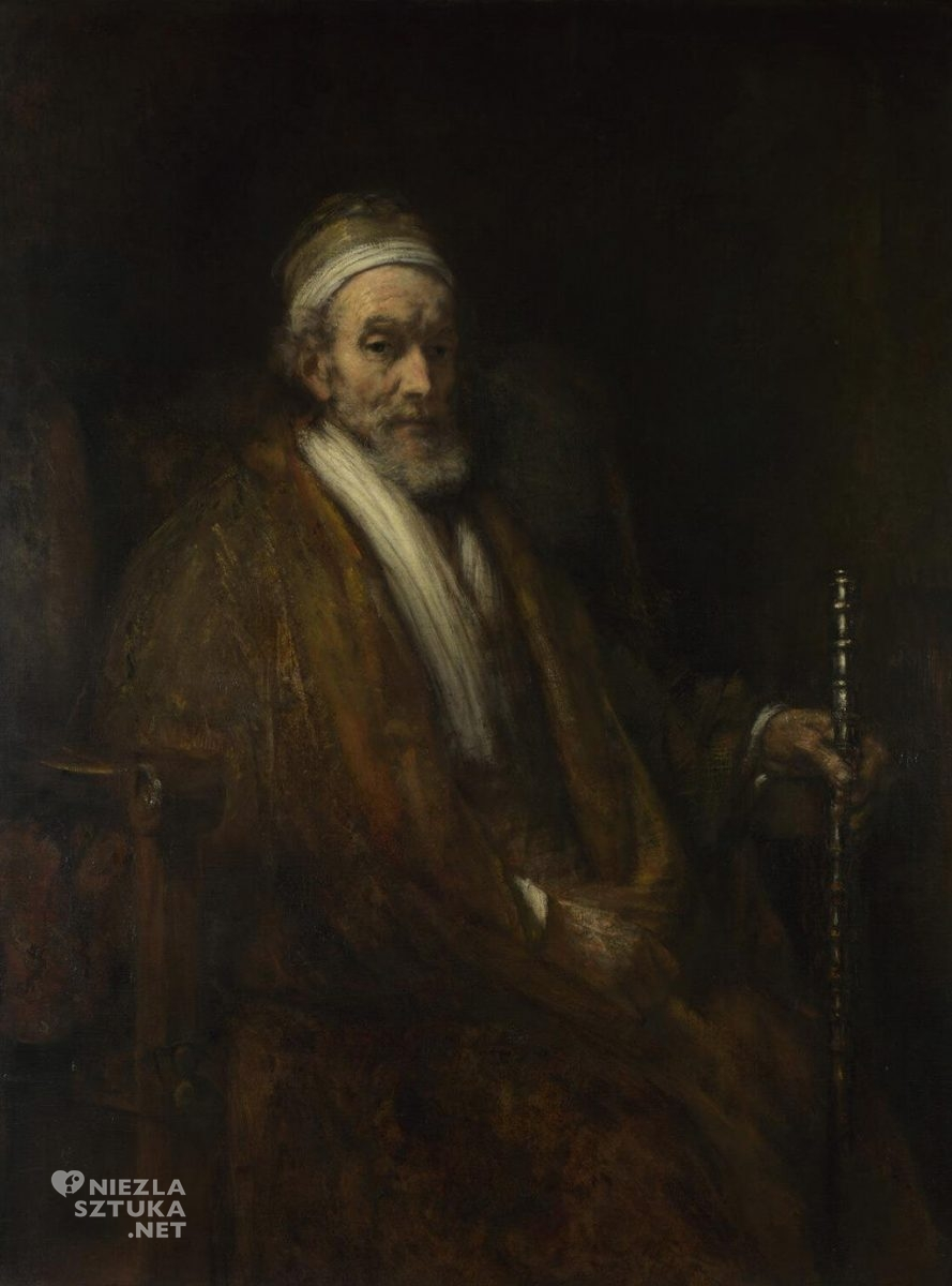 Rembrandt Jacob Trip | ok. 1661, National Gallery, Londyn