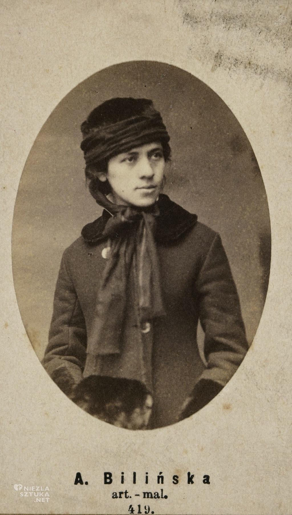 Anna Bilińska Bohdanowiczowa