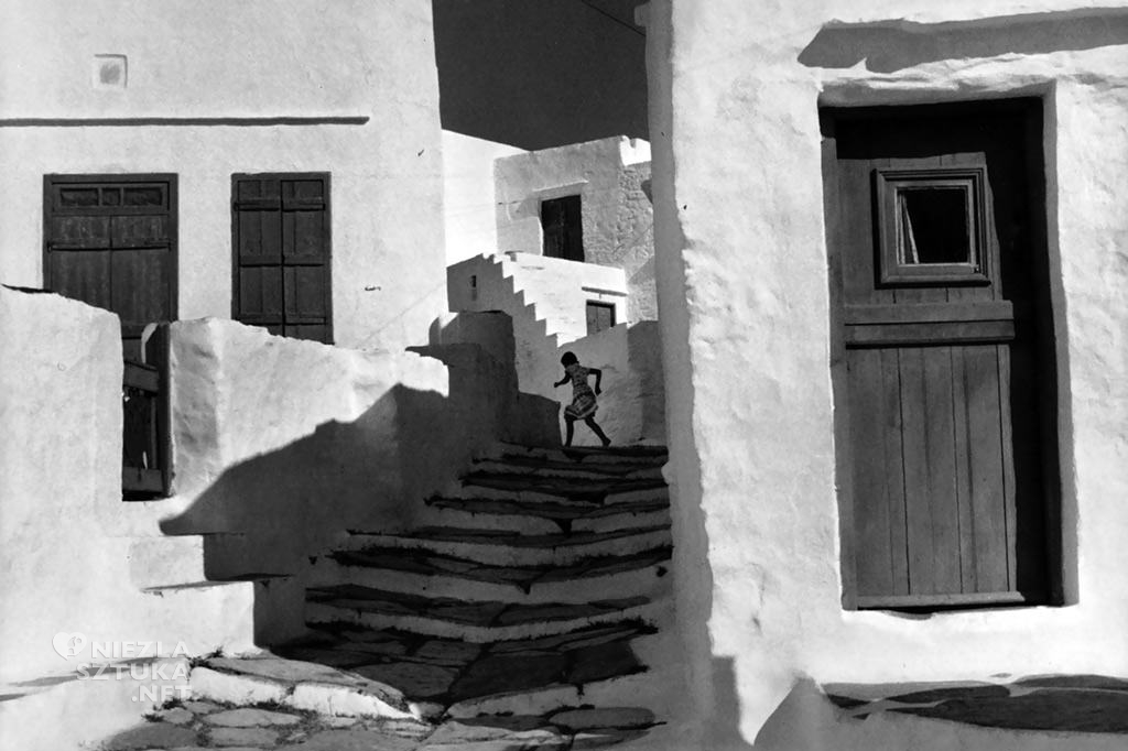 Henri Cartier-Bresson Sophnos Grecja | 1961