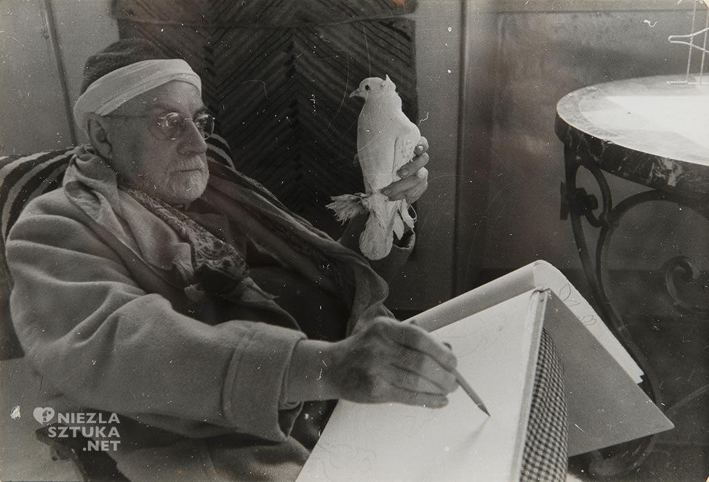 Henri Cartier-Bresson, Henri Matisse © Henri Cartier-Bresson