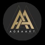 agra-art, logo, dom aukcyjny, niezła sztuka
