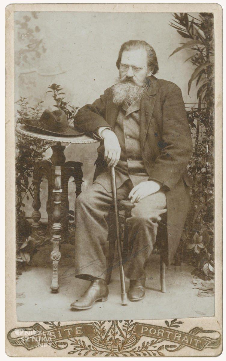 Ojciec Stanisława Wyspiańskiego, fot. PauArt