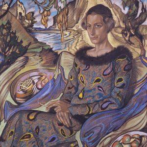 Stanisław Ignacy Witkiewicz, Portret Marii Nawrockiej