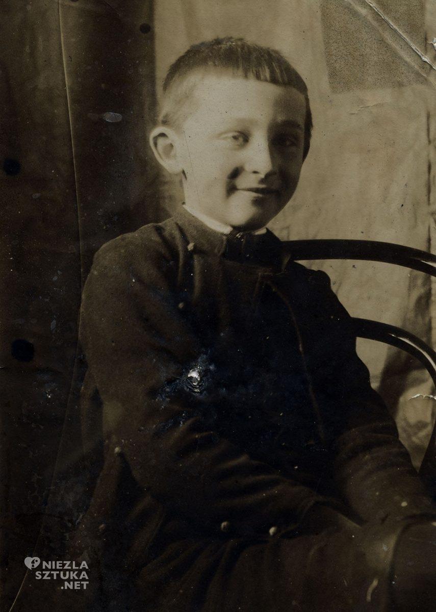 Młody Witkacy, fot. Muzeum Tatrzańskie w Zakopanem
