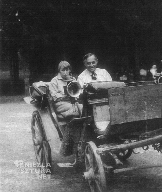Czesława Oknińska, S.I. Witkiewicz, Zakopane 1931