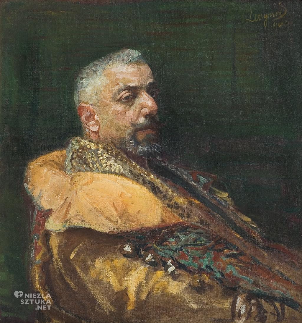 Leon Wyczółkowski Portret