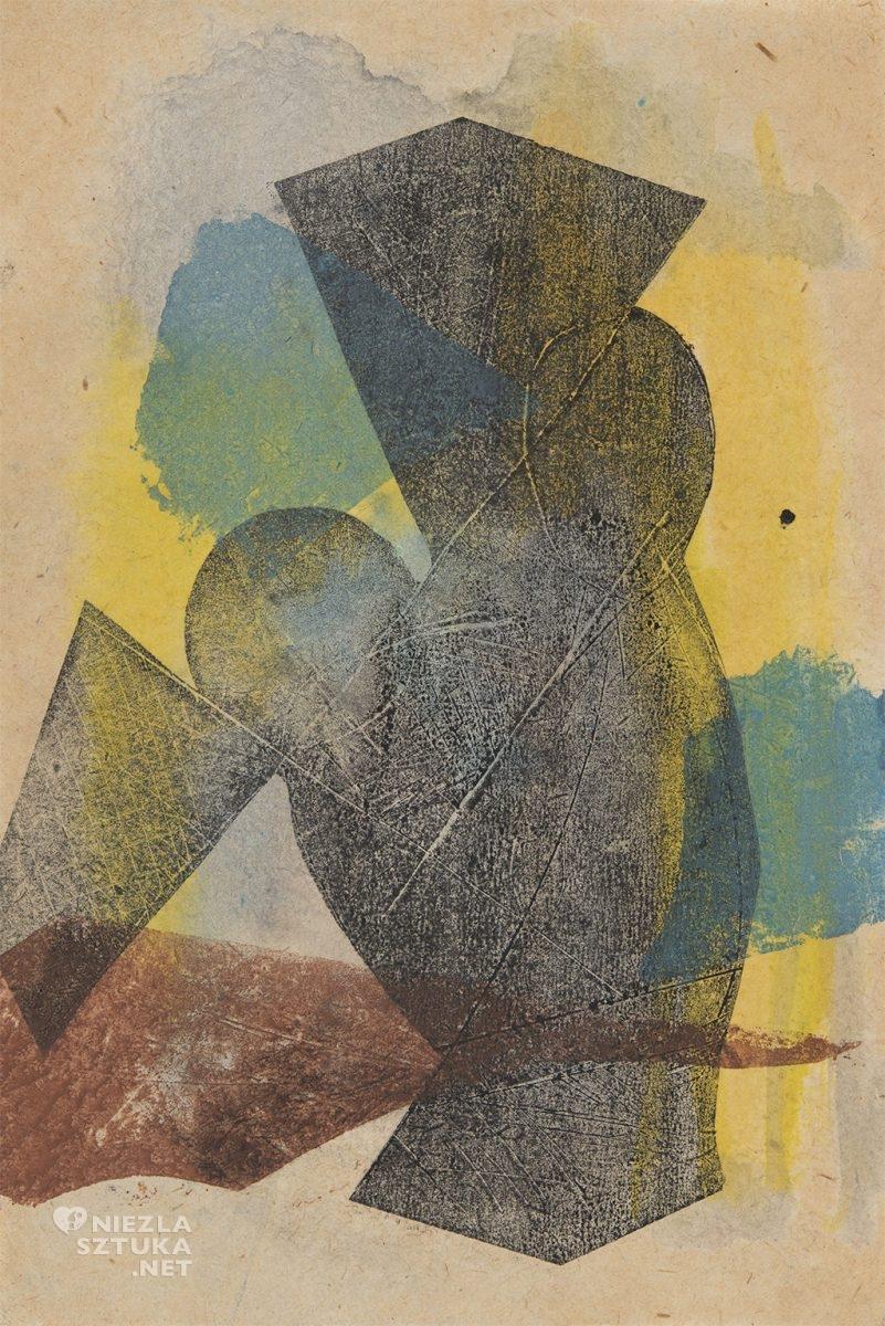 Tytus Dzieduszycki-Sas Bez tytułu | 1957