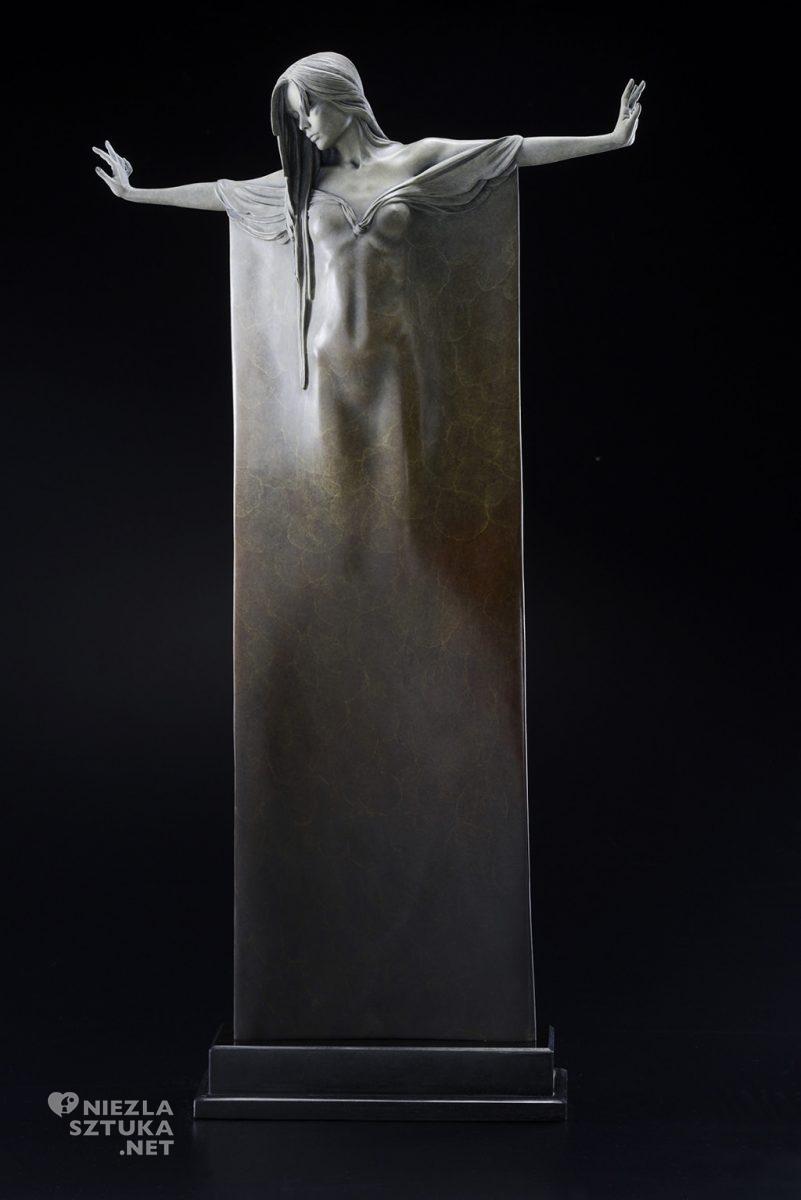 James Michael Talbot Ophelia, fot. talbotsculpture.com