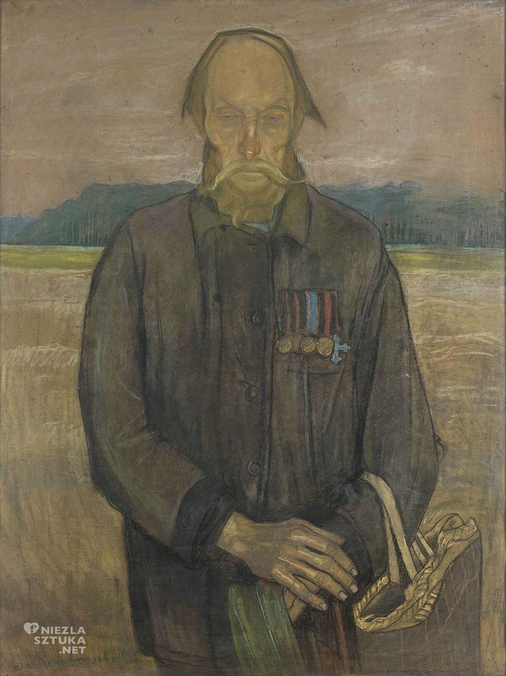 Jan Rembowski Inwalida - weteran