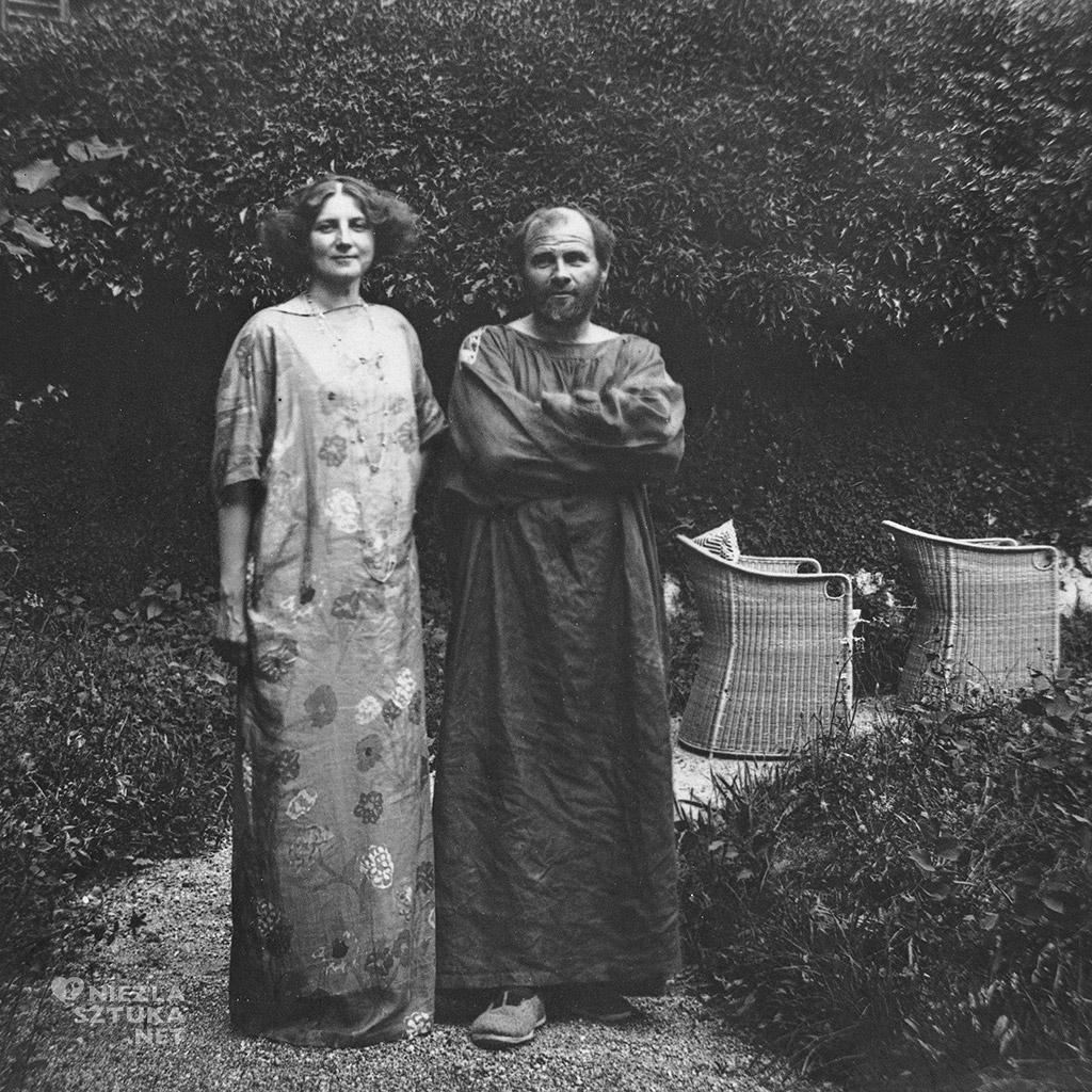 Emilie Flöge, Gustav Klimt, Villa Oleander, Austria, Niezła Sztuk