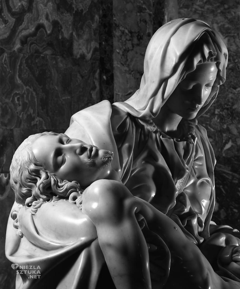 Michał Anioł <em>Pieta</em>, 1498–1499, fot. Aurelio Amendola