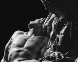 Michał Anioł Pieta, 1498–1499, fot. Aurelio Amendorla