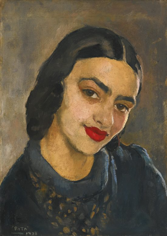 Amrita Sher-Gil, Niezła sztuka