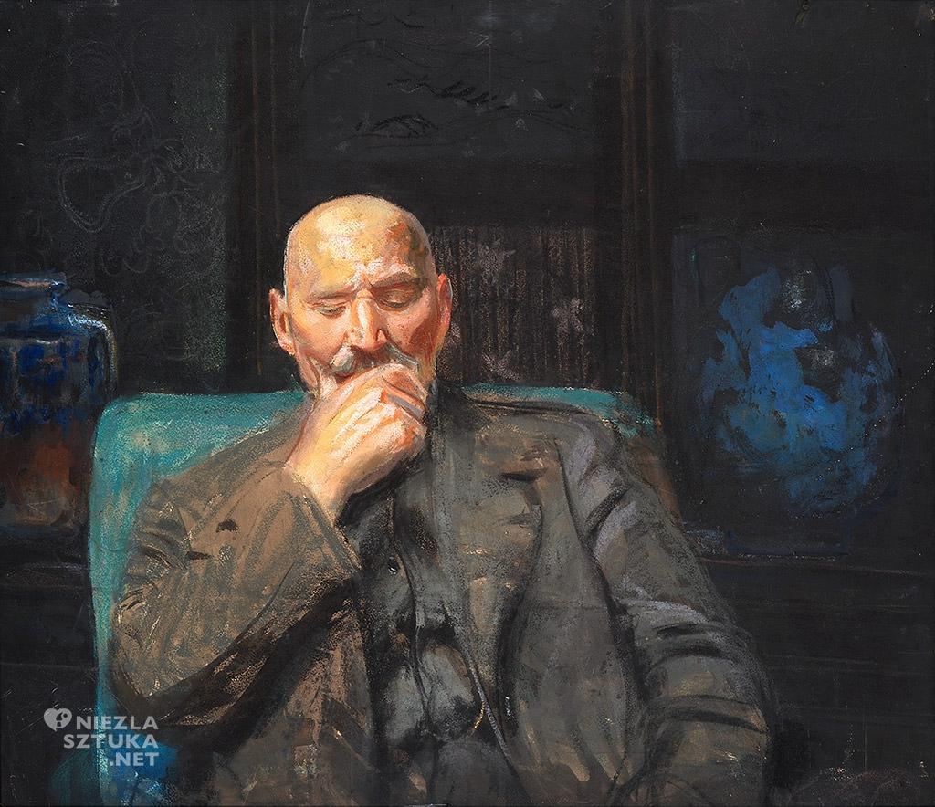 Leon Wyczółkowski Autoportret