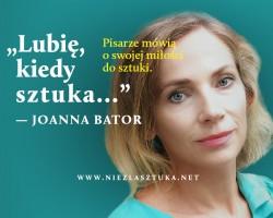 joanna bator purezento