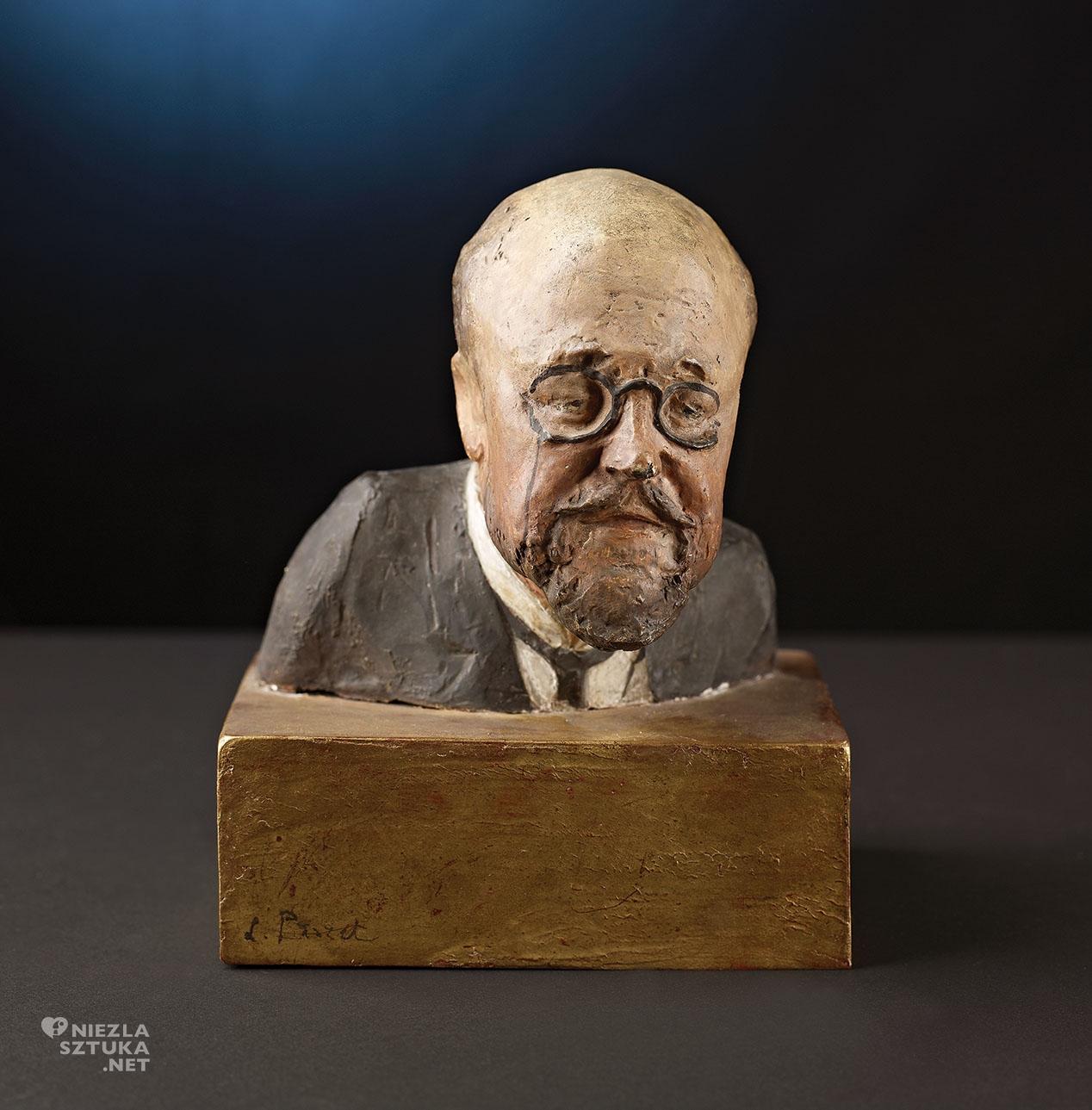 Ludwik Puget <em>Portret prof. Jerzego Mycielskiego</em>, ok. 1910 r.