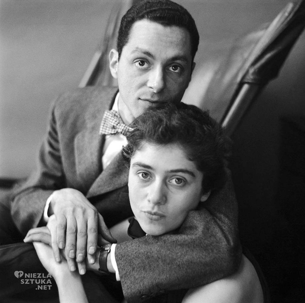 Diane i Allan Arbus, © The Estate of Diane Arbus