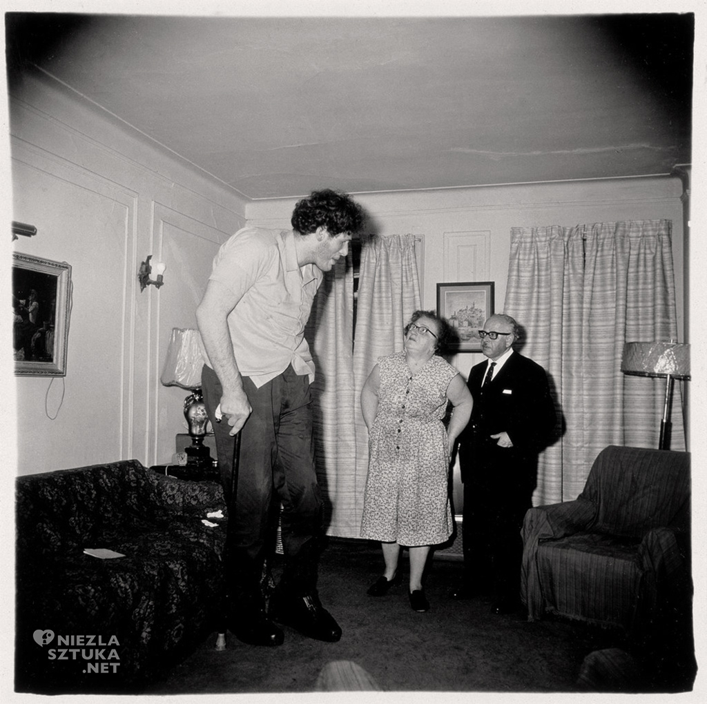 © The Estate of Diane Arbus, źródło: nytimes.com