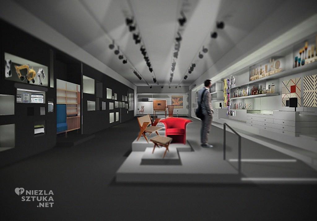 Galeria Wzornictwa Polskiego w Muzeum Narodowym w Warszawie